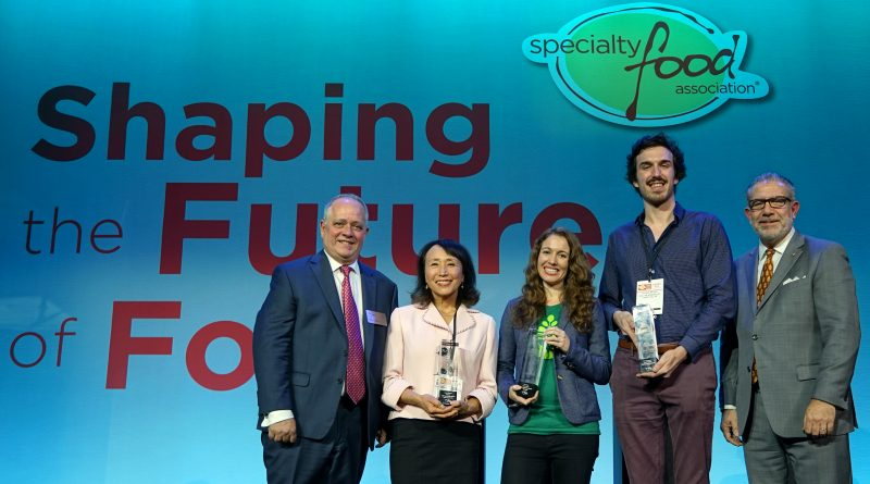Honorees Accept Specialty Food Association's 2019 Leadership Awards